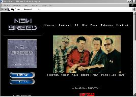 Official New Breed Homepage