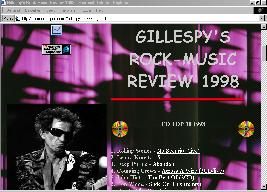 Rock Music Review'98 (English)